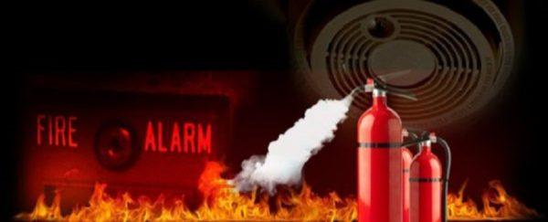 Yangın Söndürücü Sınıfları Nelerdir